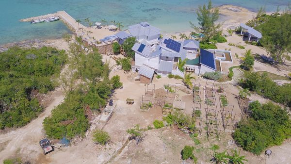 STAR Island Bahamas aerial view